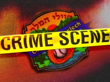 Murder At Chayolei Hamelech-LACKAWAXEN PA.